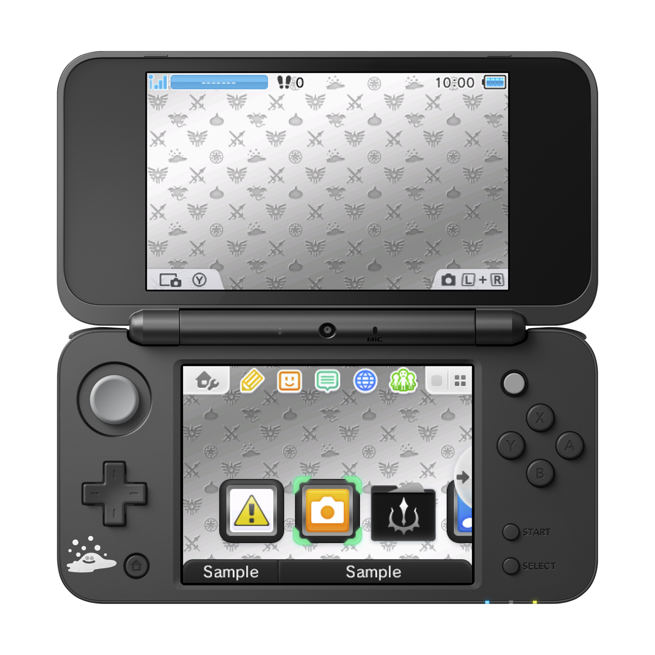 The first Special Edition New 2DS XL is Dragon Quest themed