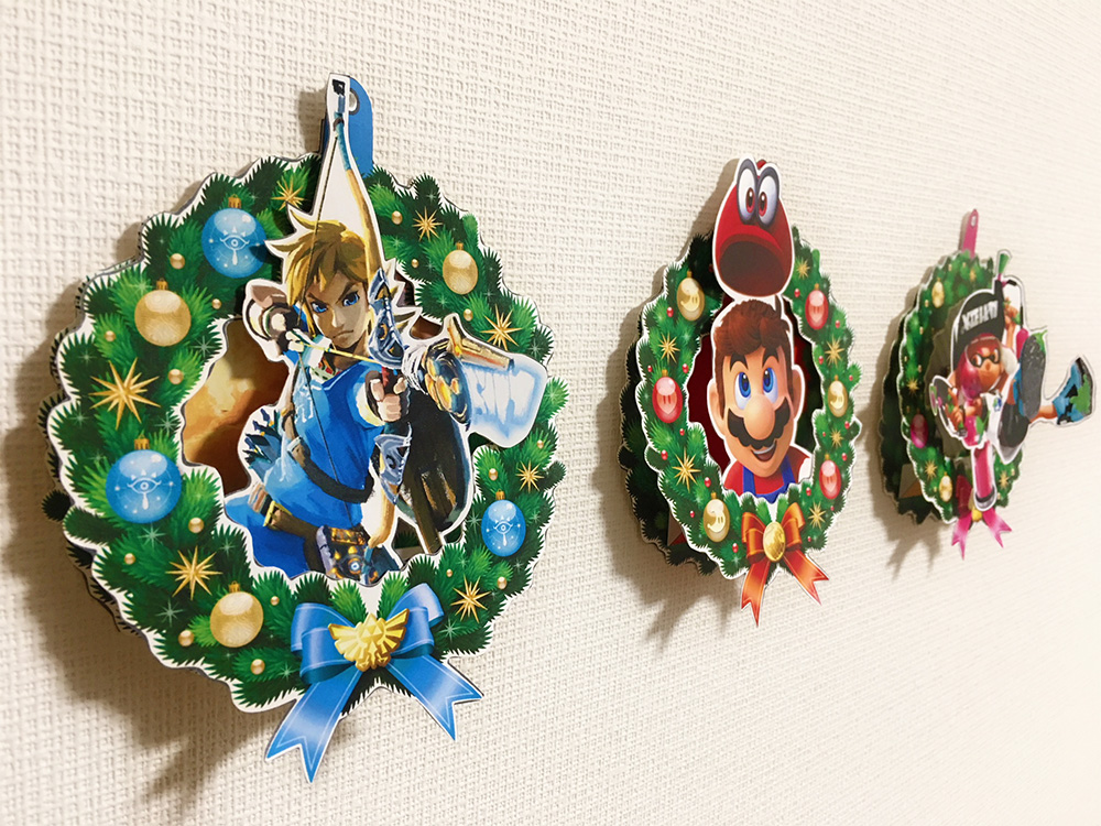 Nintendo Christmas.Make Your Own Nintendo Christmas Ornaments Resetera