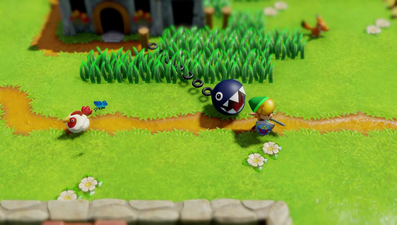 Nintendo Switch『ゼルダの伝説 夢をみる島』は2019年内の発売を予定しています。